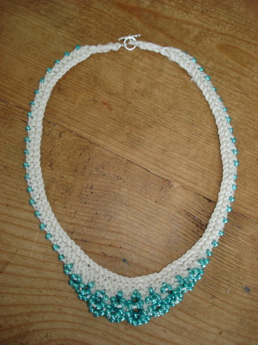knits-scallop-edged-necklace-teal-flat-whole
